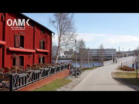 OULU UAS City for Students