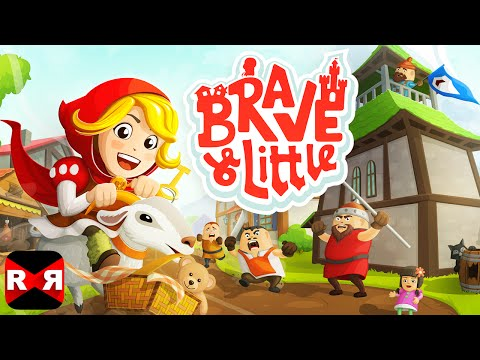 Brave & Little Adventure Chapter 1-2 (By Dmitriy Kashirin) - iOS Gameplay Video
