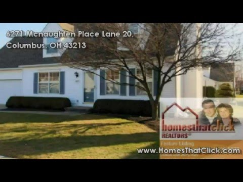 Mcnaughten Place 4 Bedroom Condo For Sale In Columbus Ohio