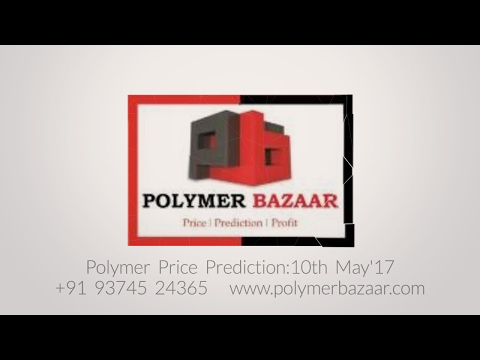 Polymer Price Prediction for week 2nd, May 2017