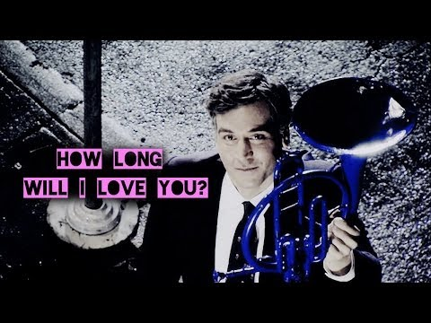 Ted/Robin - how long will I love you..?