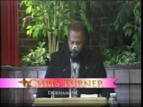 Chris Turner I shall Wear a Golden crown