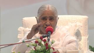 आशीर्वचन - 19/03/2017 - (Rajyogini Dadi Janki Ji)