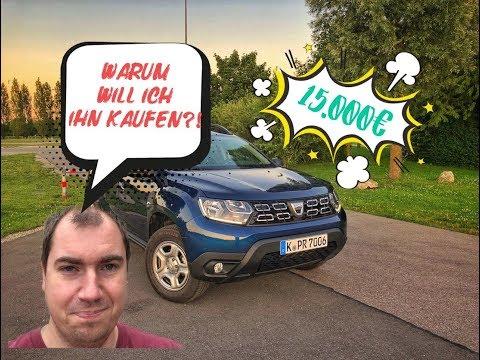 2019 Dacia Duster - Warum ich ihn kaufen werde | Review - Alltagstest - Familie