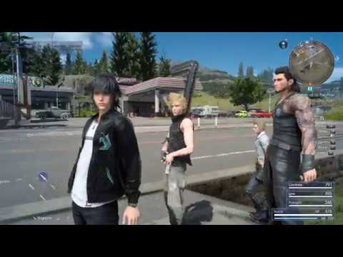 Final Fantasy XV Windows Edition - Stuttering/Skipping Caused by NVIDIA  Ansel