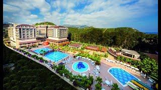 Dizalya Palm Garden 5 Дизалия Палм Гарден Аланья Турция обзор отеля все включено территория