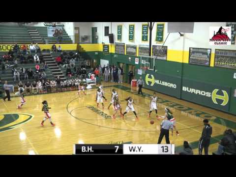 Whitney Young vs Blackman 1st half