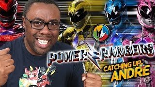 POWER RANGERS (2017) - Catching Up with Andre