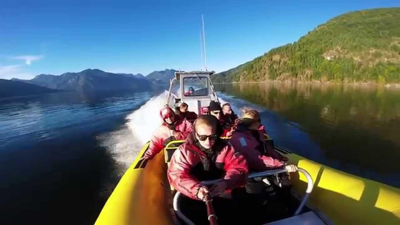 Boattrip Eagle Eye Adventures - GoPro Hero 3+ - Campbell ...