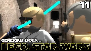 "LEGO STAR WARS The Complete Saga Ep 11 - ""Jawas Are My Homeboys!!!"""