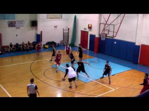 Superior League 2ος Όμιλος - Pagalos Team - Byron B.C. 58-49