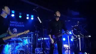 Jimmy Eat World- Blister Live Kingston 19/10/19
