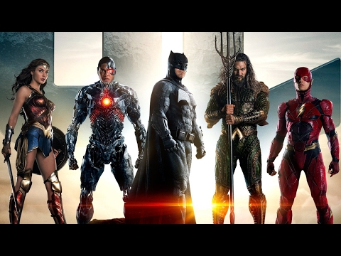 Justice League - Official Trailer #1