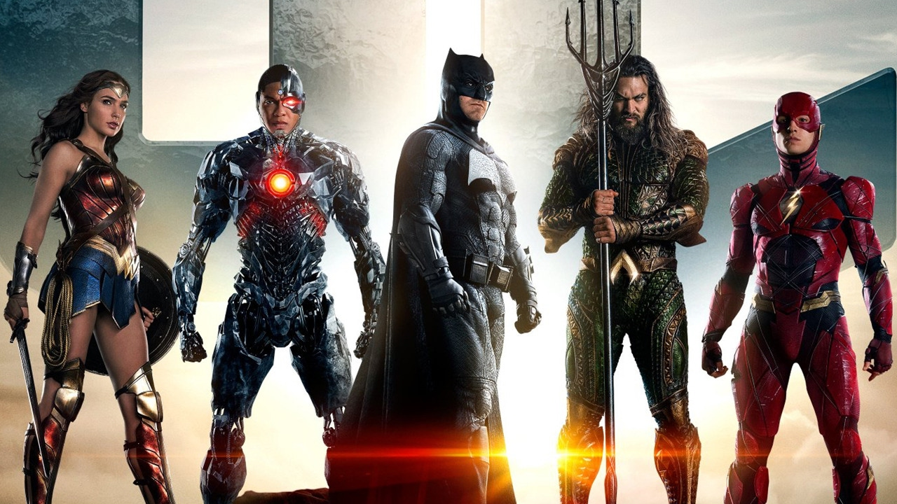 Justice League 2017 Official Trailer 1 Youtube