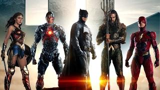 Justice League (2017) - Official Trailer #1