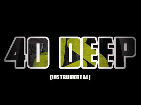 Lecrae - 40 Deep (Instrumental) [Prod. By Cheesebeats] HD