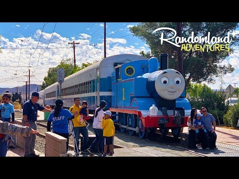 Thomas the Tank Engine is real!! Day out with Thomas - For Parents