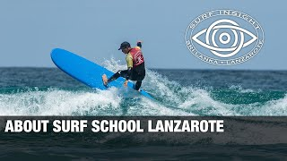 Surf Insight : About Surf School Lanzarote