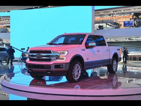2018 Ford F150 Review Ratings Specs Prices and Photos  The