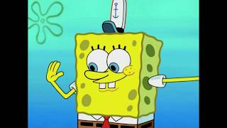 """SpongeBob sings """"Too Good At Goodbyes"""" by Sam Smith"""