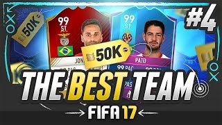 THE BEST TEAM IN FIFA! #04 (50K SUPER Team) - #FIFA17 Ultimate Team