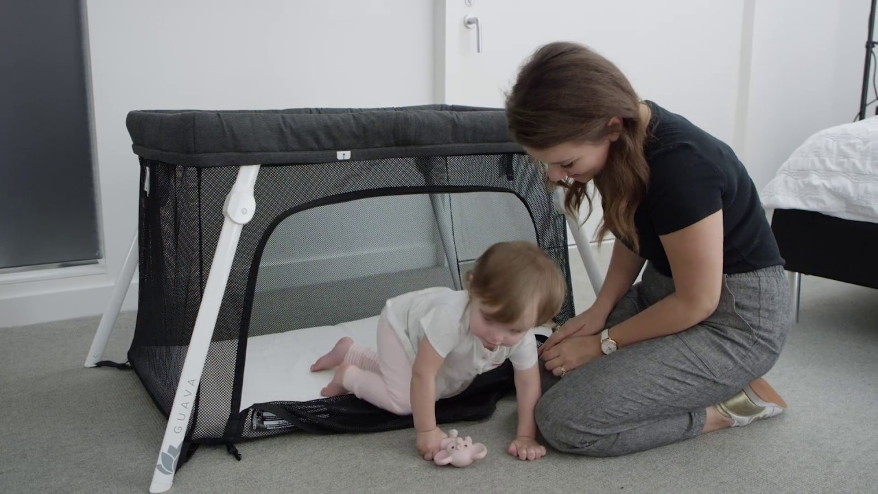 Best Baby And Toddler Travel Cribs For 2021 Wandering Cubs