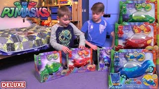 PJ Masks NEW Deluxe Toy Surprise