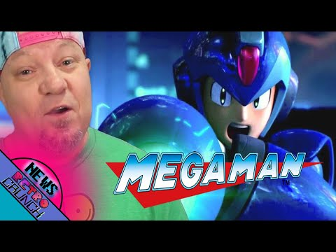 Live-Action Mega Man Movie Coming In 2021!