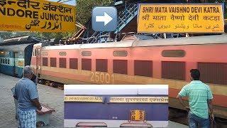 12919/Malwa SF Express (मालवा सुपरफास्ट एक्सप्रेस)Departing SABZI MANDI