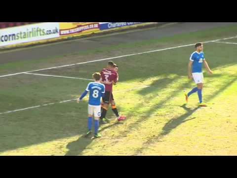 Bradford v Peterborough