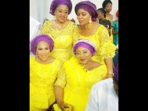 Download Yoruba Actor Dele Odule's Daughter Marriage in Ibadan See How Asewo to re Mecca Dance Her Heart Out