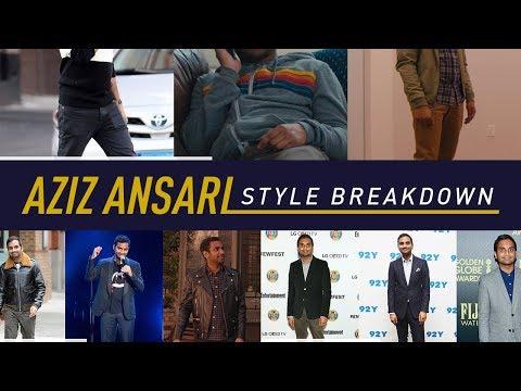 Aziz Ansari (Master of None) Style & Outfit Breakdown