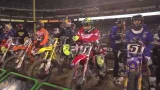 Supercross: Behind The Dream Season 2, Episode 1 Trailer (2015)