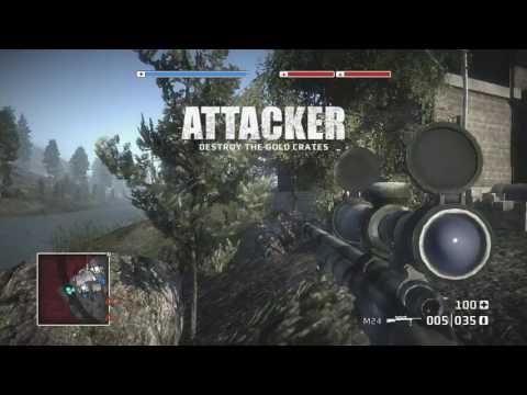 Battlefield Bad Company Gold Rush Live Stream