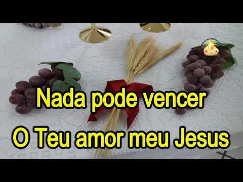 FOI POR AMOR (Fernandinho) Playback Legendado