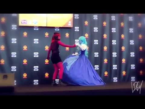 Something entirely new - Cosplay performance