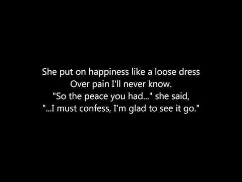 mewithoutYou - Silencer (Lyrics)