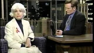 Carol Channing on Conan O