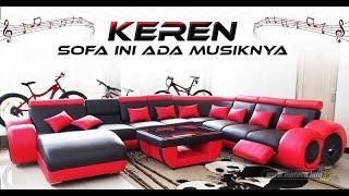 Sofa Ada Musiknya