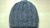14e90c0a4cb Πλεκτο Σκουφακι Αεροποριας/ Crochet Aviator Hat Tutorial - YouTube