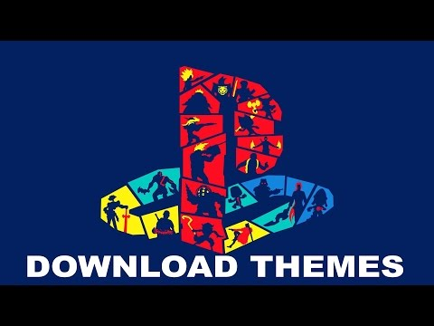 How to Find & Download PS4 Themes - PS1 20th Special Anniversary Limited Edition Theme Hack