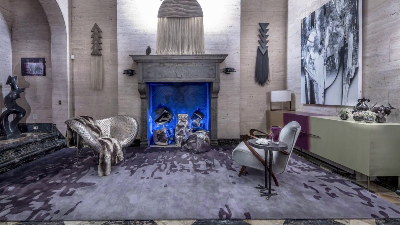 Holiday House NYC 2017 Interior Design Show House