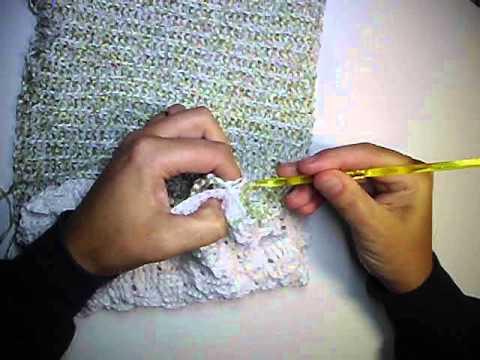 Quadrate oder Grannies zusammen häkeln Anleitung - YouTube