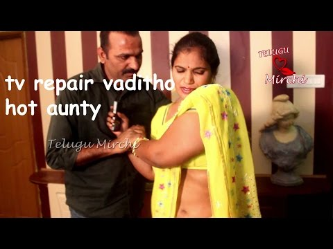Lonely hot housewife need romance then he called tv repairer what will happen? thumbnail