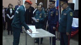 Получить профессию спасателя теперь можно и в Калининградской области
