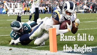 Rams Fall to Philadelphia Eagles in Playoff-Type Atmosphere | Los Angeles Times