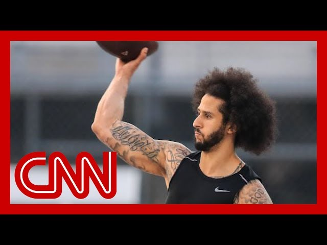 Colin Kaepernick's NFL workout abruptly moved over transparency concerns