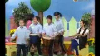 金錢村何東學校非洲鼓表演