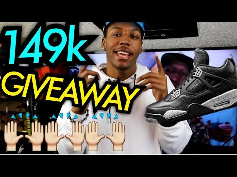 free jordan giveaway you want free jordans 150k giveaway youtube 9102