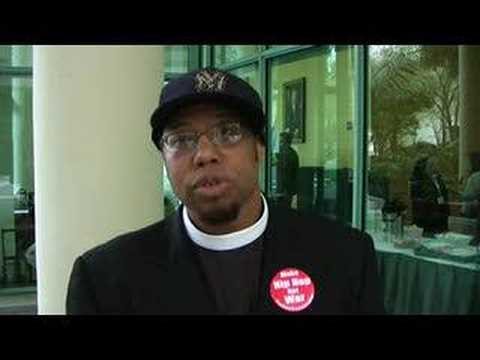 Interview with Rev. Lennox Yearwood, CEO the Hip Hop Caucus